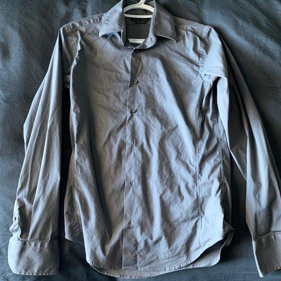 Zara Super Slim Fit Dress Shirt